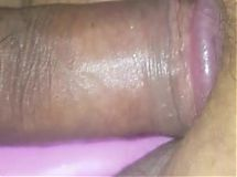 DP wife with dildo