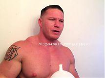 Balloon Fetish - Brock Blowing Balloons Video 2
