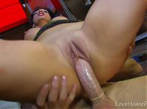 Hot-Blooded Latina Makes Dirty Dreams Come True.mp4